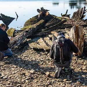 Sortie Presqu'île de Crozon – Morgat – Cap de la Chèvre – Ile Vierge – Rostellec – Octobre 2018