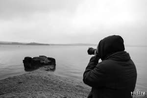 """Sortie photo """"L'Art et la matière"""" & PHOTOPINEX au lac de Brennilis – Mars 2018"""